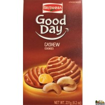 Britannia Good Day Cashew Biscuits - 231g