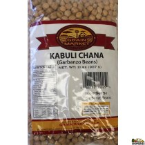Grain Market Kabuli Channa - 2 lbs
