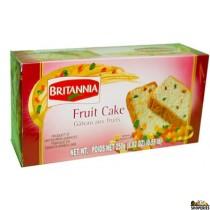 Britannia Fruit cake  - 8.8 Oz