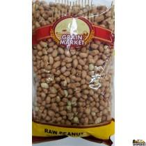 Grain Market Raw Peanuts - 2 lb