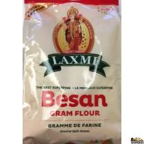 laxmi Besan Flour - 4 lb