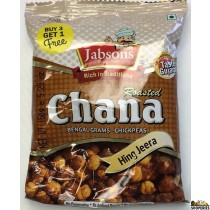Jabson Roasted Chana Hing Jeera 150g (2 Count)