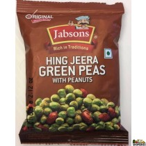 Jabsons Hing Jeera Green Peas 2.02 Oz (3 count)