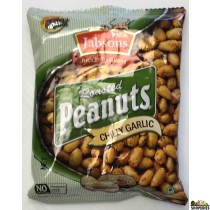 Jabson Roasted Peanuts Chilly Garlic 140g (2 Count)