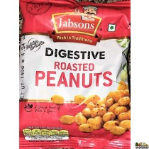 Jabsons Digestive Roasted  Peanuts 140g (2 Count)