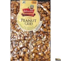 Jabsons Chikki Peanut Gud - 200g