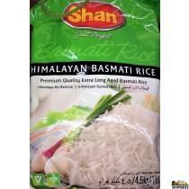Shan Himalayan Basmati Rice - 10 lb