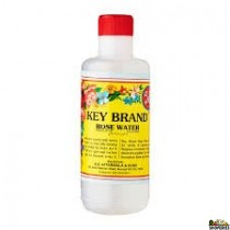 Key Brand Rose Water - 7 oz