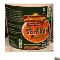 Annapurna Cooked Sambar - 32 Oz