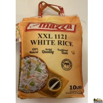Mazza XXL 1121 White Rice - 10lbs
