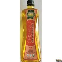 Sukhianna Organic Groundnut Oil - 1 lit