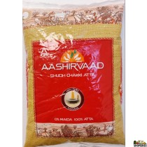 Aashirvaad select whole wheat Atta - 1 kg