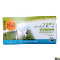 Organic Unsalted Butter - 16 oz