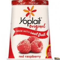 Yoplait original raspberry  Yogurt