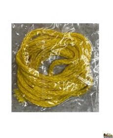 Charadu Yellow Thread - 1 Count