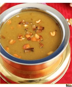 {{veg}} adyar Kitchen Dal (Paruppu) Payasam -16 Oz