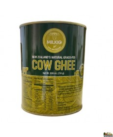 Milkio Pure Grass Fed Cow Ghee - 800 Ml Tin