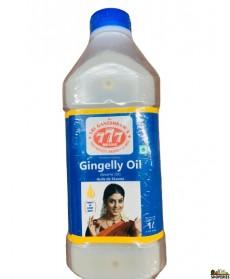 777 Gingelly Oil - 1 Ltr