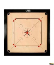 Carrom Board 34*34 (4mm Thickness) - 2.5 Inch X 2 Inch