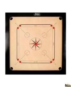Carrom Board 34*34 (4mm Thickness) - 2.5 Inch X 2 Inch