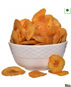 Delicious Delight Sweet Plantain Chips - 250 Gm