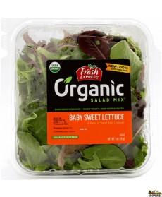Fe Organic Baby Sweet Lettuce - 5 Oz