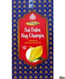 Maharani Sai Baba Nag Champa Incense (Big Box)