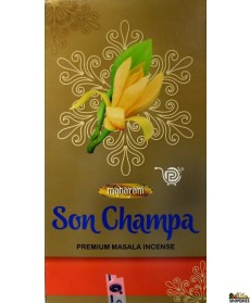 Maharani Incense Sohn Champa Masala (Big Box)