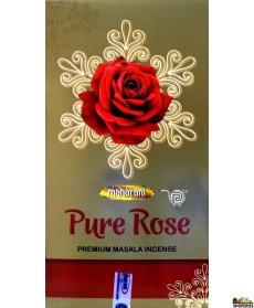 Maharani Incense Pure Rose (Big Box)