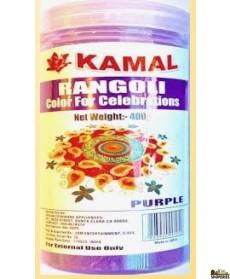 Rangoli Color Purple - 400 Gm