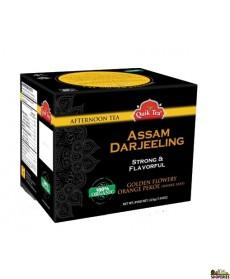 Quik Tea - Organic Assam Breakfast Tea 7.93 Oz