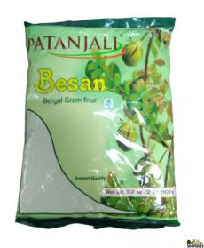 Patanjali Besan Flour - 2 lb