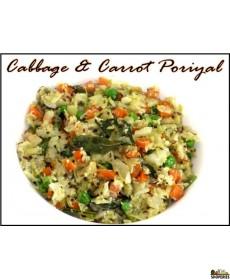 Suvai Foods Cabbage Poriyal - 32 Oz