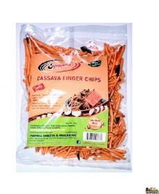 Iyappa Cassava Finger Chips {{spicy}}- 200g