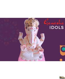 Ganesha Idol 9 Inch