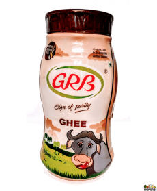 GRB Buffalo Brown Ghee - 1 Ltr