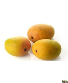 Kesar Mangoes - 4 count