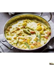 {{vegan}} Adyar Kitchen Vegetable Korma - 24 Oz