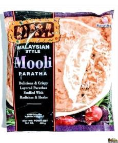Mirch Masala Mooli Paratha (Frozen) - 400 gms