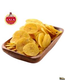 Nellai Snacks Nenderan Banana Chips - 200g