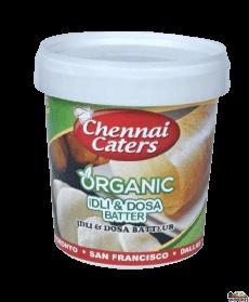 Chennai Caters Organic idli/Dosa Batter - 750 ml