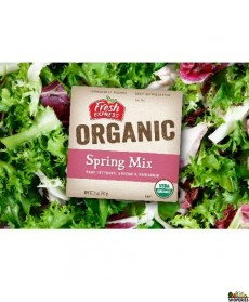 Fresh Express Organic Spring Mix - 6 oz