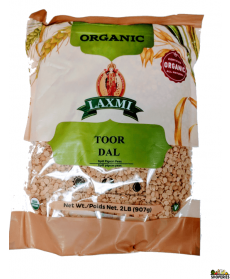 ORGANIC Laxmi Toor Dal - 2 lb
