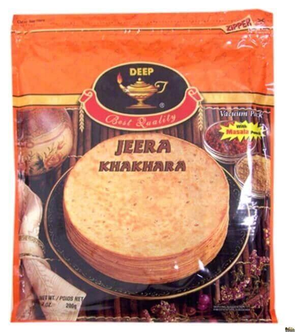 Deep Jeera Khakhara - 200g