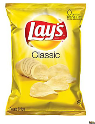 Lay's Potato Chips Classic - 63g
