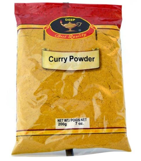 Deep Curry Powder - 7 oz