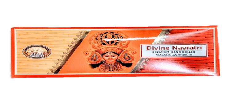 Grain Market Divine Navratri Agarbatti - 15g