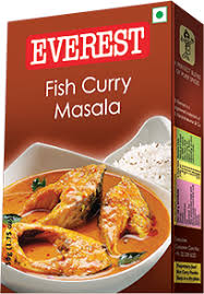 Everest Fish Curry Masala - 3.5 Oz
