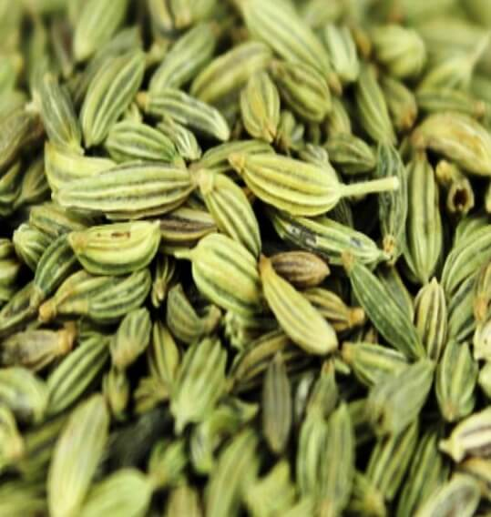 Siva Fennel Seeds - 14 oz