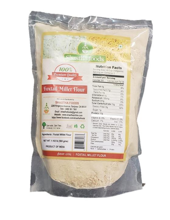 Shastha Foxtail Millet Flour - 500g